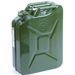 Jerrycan 20 liter (metaal)