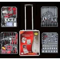 Hofftech 186-delige gereedschapkoffer