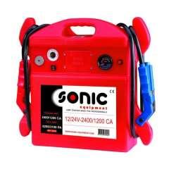 Sonic powerbooster 12V/24V
