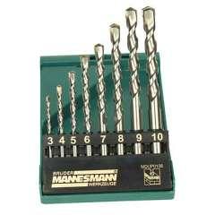 Mannesmann 8-delige set steenboren