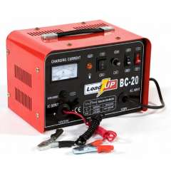 Acculader BC20 12V + 24V 16A 77002