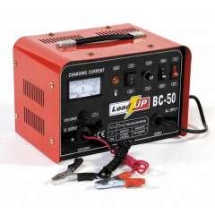 Acculader BC50 12V + 24V 40A 77006