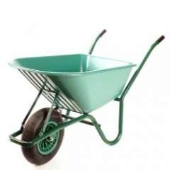 Kruiwagen kunststof bak 75 liter