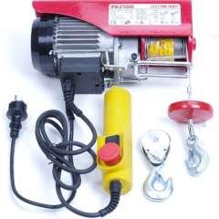 Elektrische lier 250 - 500 Kg