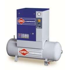 AIRPRESS 400V schroefcompressor Combi APS 10 Basic