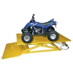 AIRPRESS motorhefbrug 685 Kg voor quad