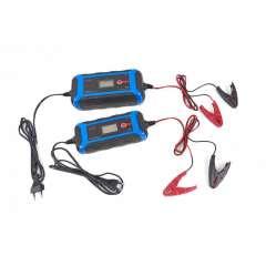 HBM PROFI automatische acculader 6-12 Volt, 2Ah - 80Ah