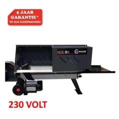 LUMAG houtkloofmachine 5 ton HOS5A