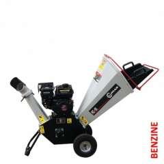 LUMAG hakselaar met benzinemotor HC10-NL