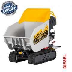 LUMAG rupsdumper diesel (VH500DA)