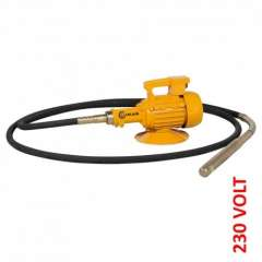 Lumag trilnaaldmotor 230V 1500W LFR15E