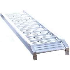 Oprijplaten / oprijplanken 500Kg / 181cm