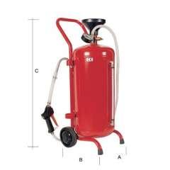 RQN8010 RODAC olie afgifte-unit 24 liter