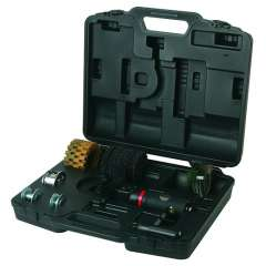 RODAC slijper in koffer + borstels en pads RO-RC380BC2