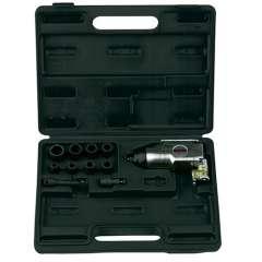 """RODAC 3/8"""" slagmoersleutel in koffer met toebehoren RO-RC632BC"""